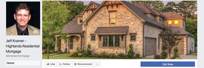 Jeff Kramer   Highlands Residential Mortgage   Facebook Page